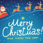 """Das Team von primeone wünscht """"Frohe Weihnachten"""""""