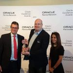 "primeone ist ""Oracle Innovation Partner of the Year"" EMEA"